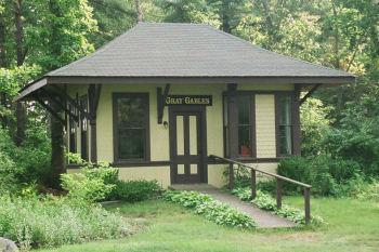 Aptucxet Trading Post Museum Gray Gables