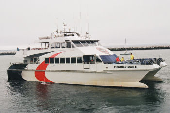 The Boston Provincetown Ferry