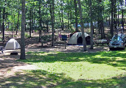 Cape Cod Campground - Atlantic Oaks Campground