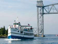 Cape Cod attractions Cape Cod Canal Cruise