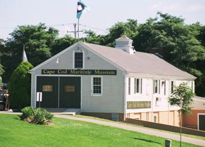 Cape Cod attractions Cape Cod Maritime Museum