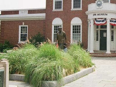Cape Cod attractions JFK Hyannis Museum