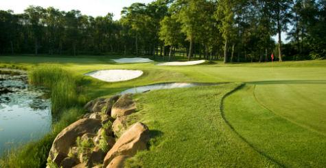 Cape Cod Golf Scene
