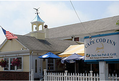 Cape Cod Hotels - Hyannis Harbor Hotel