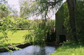 Dexter Grist Mill, Cape Cod