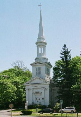 First Church of Christ, Sandwich, Massachusetts, Cape Cod