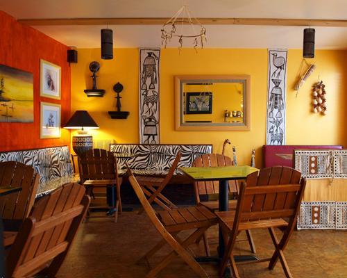 Karoo Kafe Restaurant in Provincetown Cape Cod