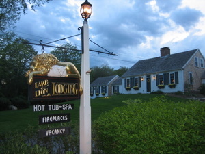 Cape Cod B&B - Lamb and Lion Inn Inn Barnstable Bed and Breakfast