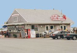 Cape Cod Restaurants - Mac's Seafood
