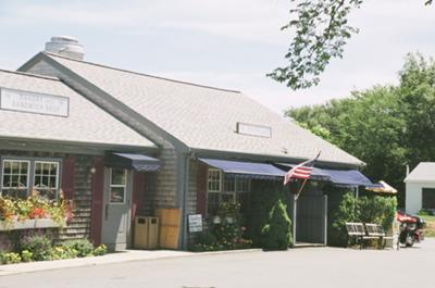 Cape Cod Restaurants - Marshland