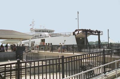 Cape Cod attractions Nantucket Ferry