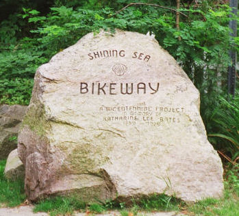 Shining Sea Bike Path