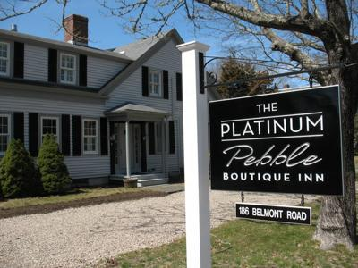 Cape Cod B&B - The Platinum Pebble Boutique Inn